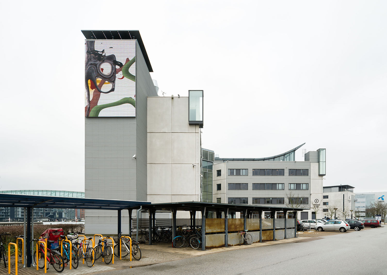 Lotte Rose Kjær Skau, Park_Etc. Aalborg Universitet København (AAU CPH). Photo: David Stjernholm.