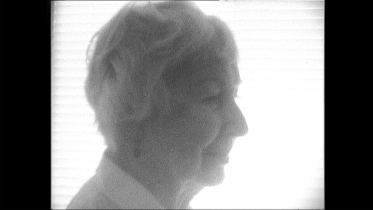 """Annika Ström """"Sunshine Head,"""" 2010 (Still). © Annika Ström."""