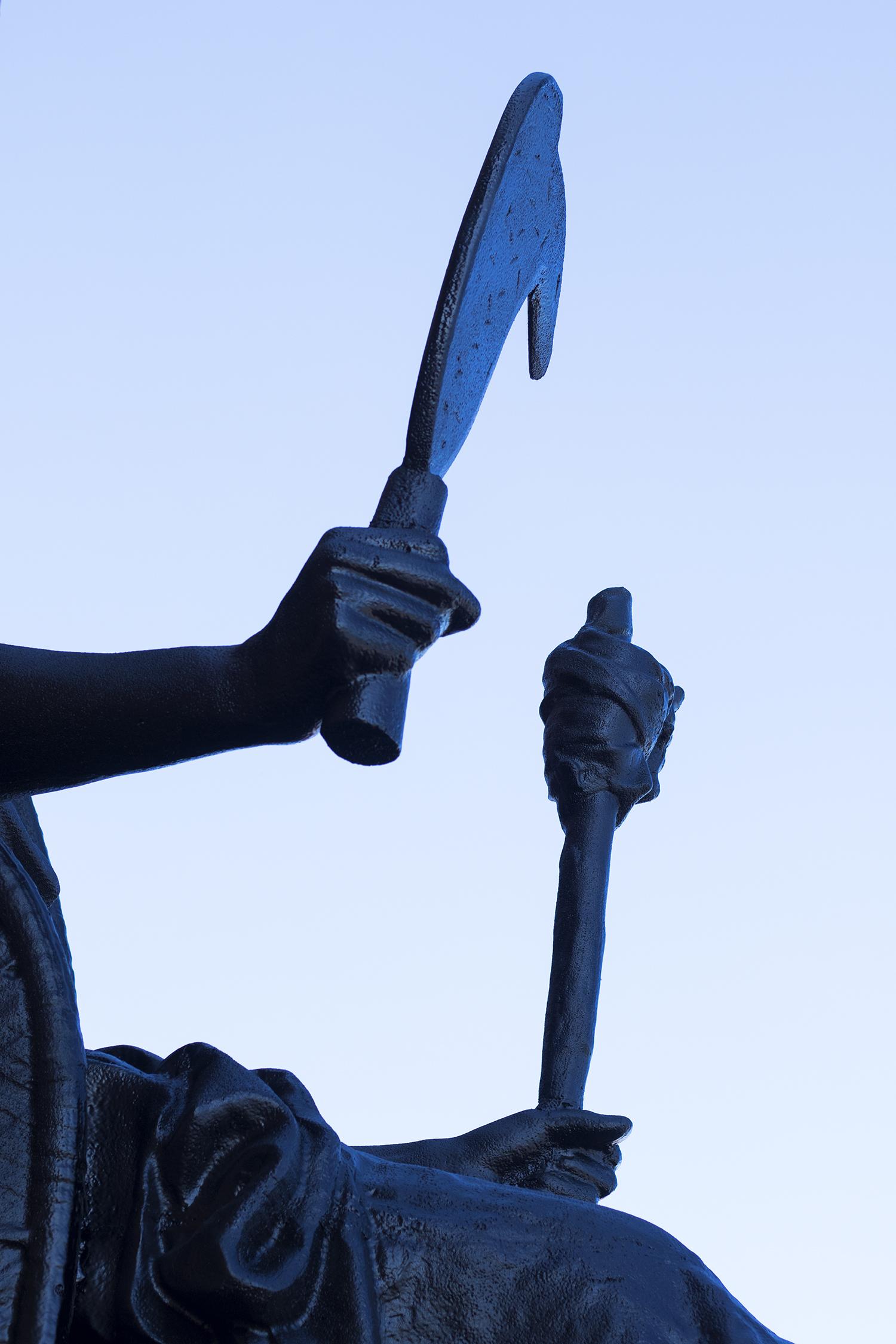 I Am Queen Mary (detalje). Photo © I DO ART Agency.