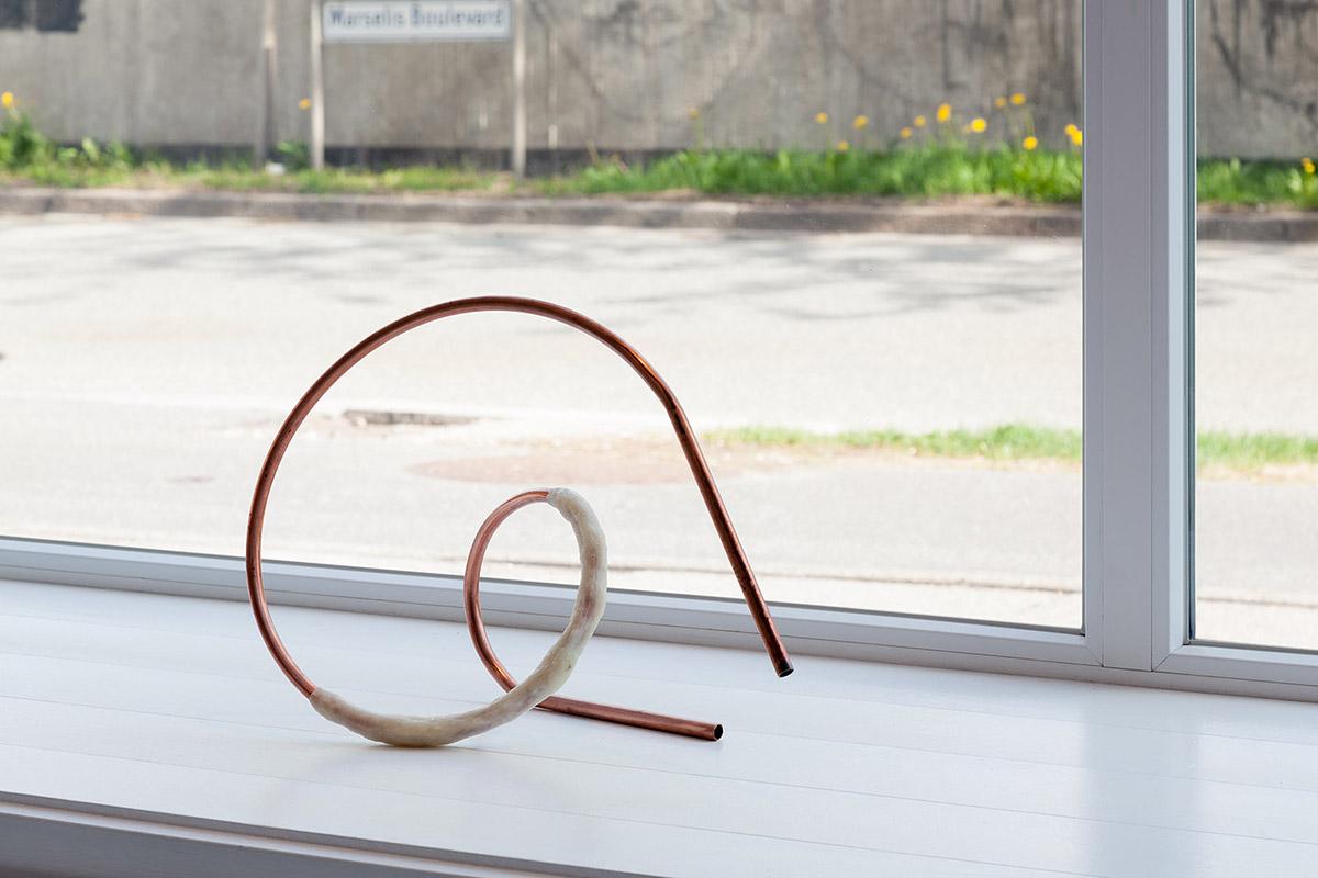 Louise Sparre, Spiral Vein. SE. Foto: Morten Barker.