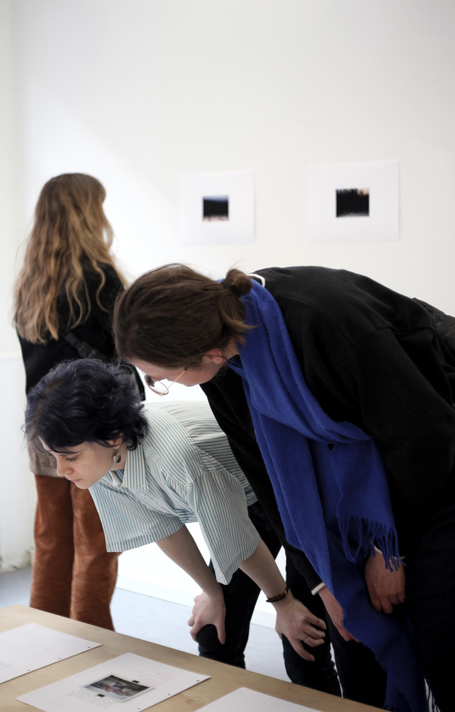 EC1 24H Day #9: Tiago Casanova curated by Pete Lamberto. Photo Pete Lamberto.