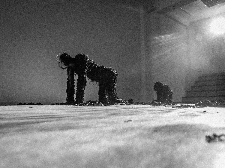 EC1 24H Day #15: Marie Dahl. Photo Johan Rauhe.
