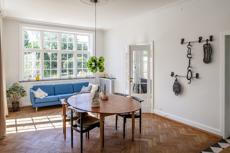 Mie Mogensen & Clarissa Potter, Home is where the house is. Foto: Tobias Kiel Lauesen.