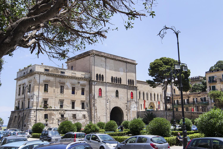 Palazzo Forcella De Seta, Palermo. Foto © I DO ART Agency.