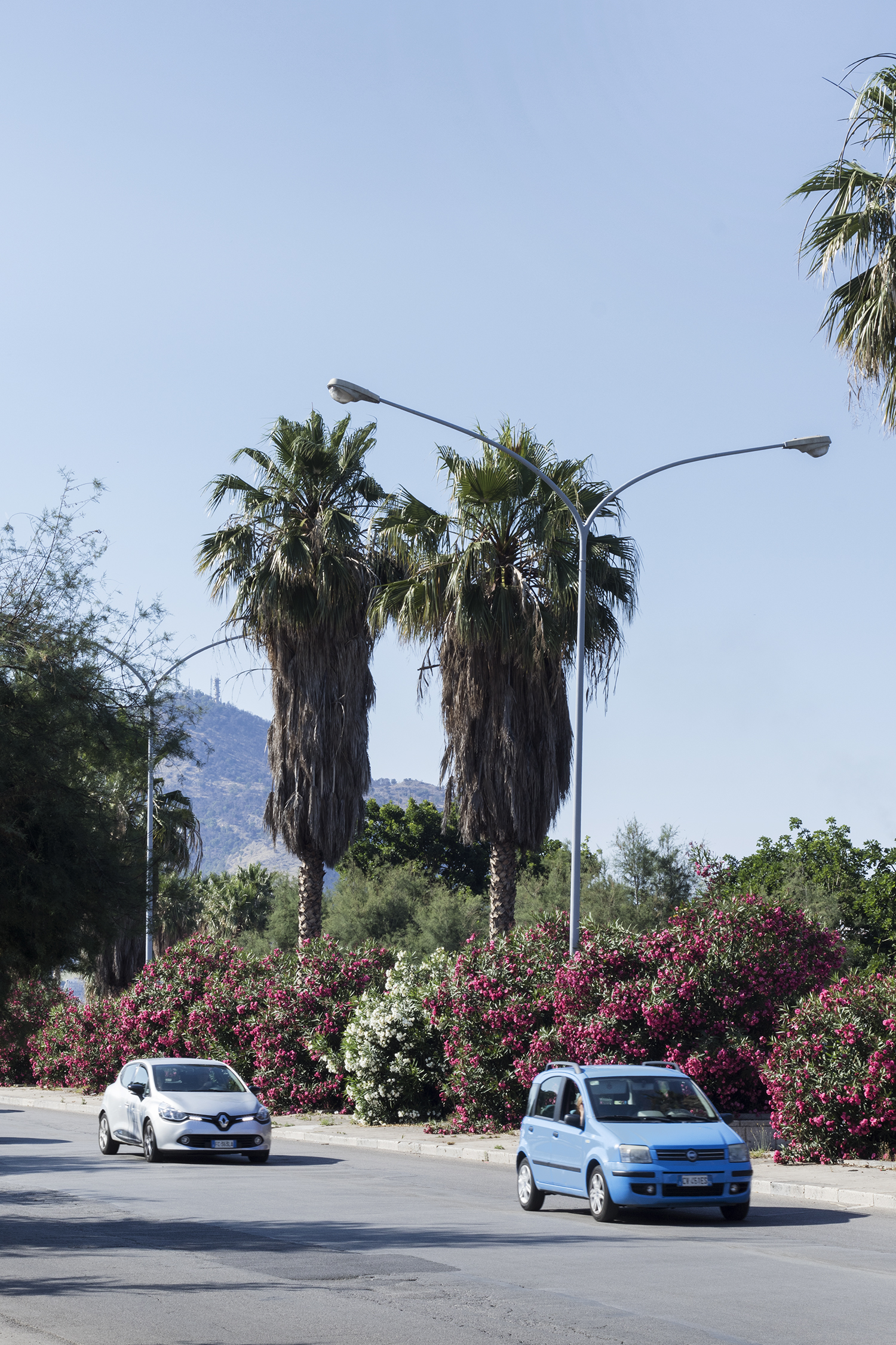 Palermo (mellem havnen og Fondazione di Padre Messina). Foto © I DO ART Agency.