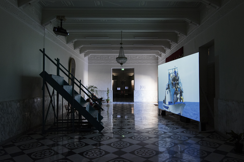 Jordi Colomer, New Palermo Felicissima. Manifesta 12. Foto © I DO ART Agency.