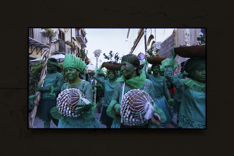Jelili Atiku, Festival of the Earth. Foto © I DO ART Agency.