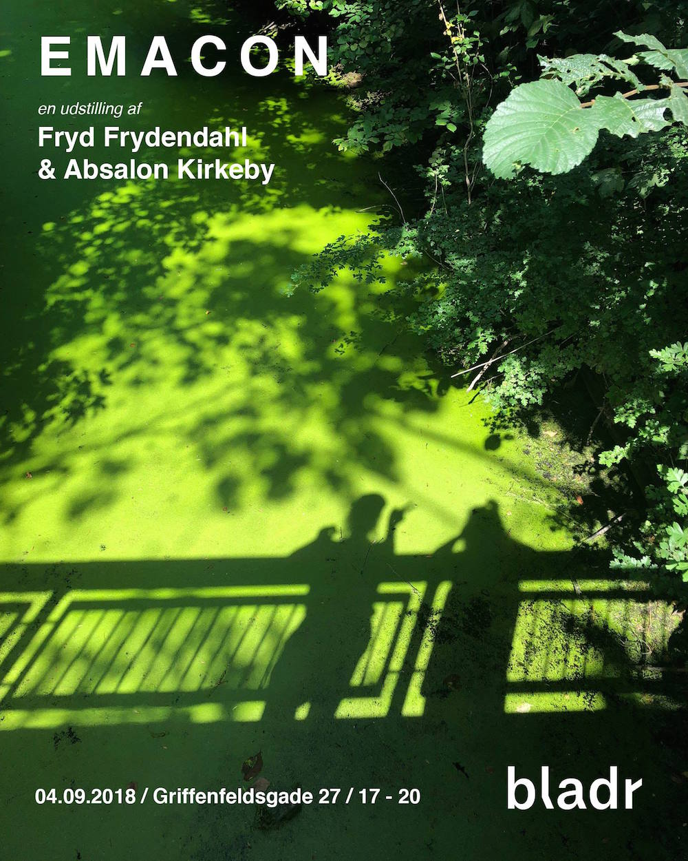 Samtale mellem Fryd Frydendahl og Absalon Kirkeby, juli 2018, Utterslev Mose.jpg