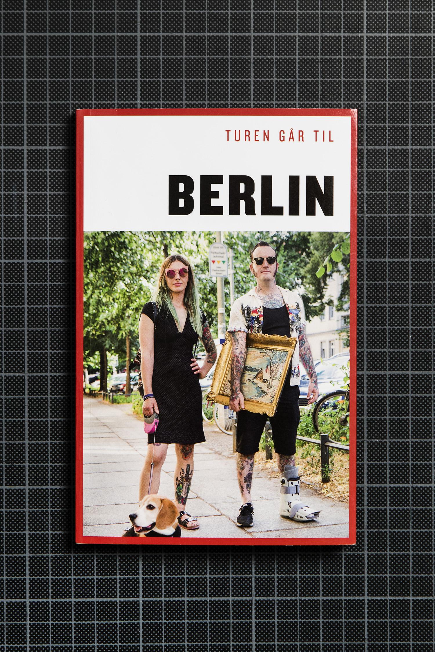 "Politikens ""Turen går til Berlin"", 2017."