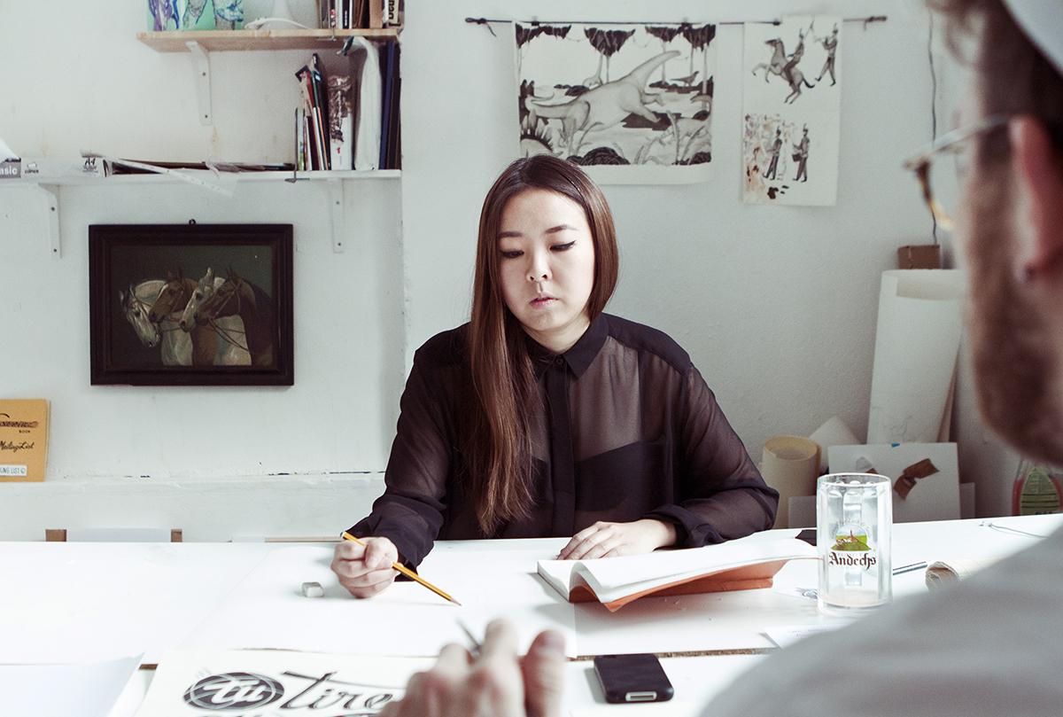 Andrea Wan. Foto: I DO ART Agency.