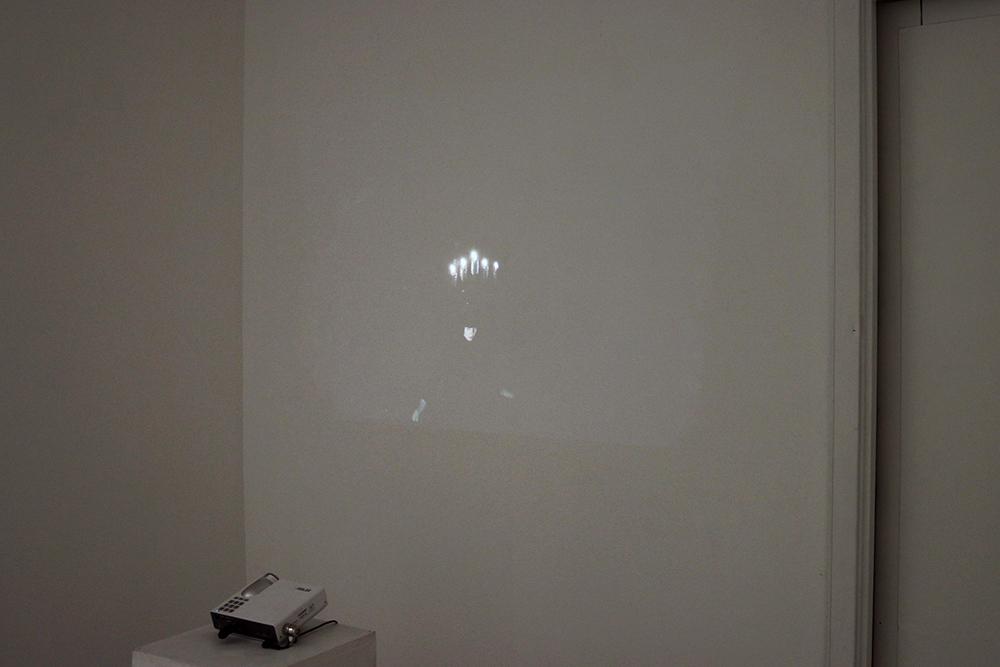 Luise Sejersen, Torch whirling, 2018 (video 3:42 loop).