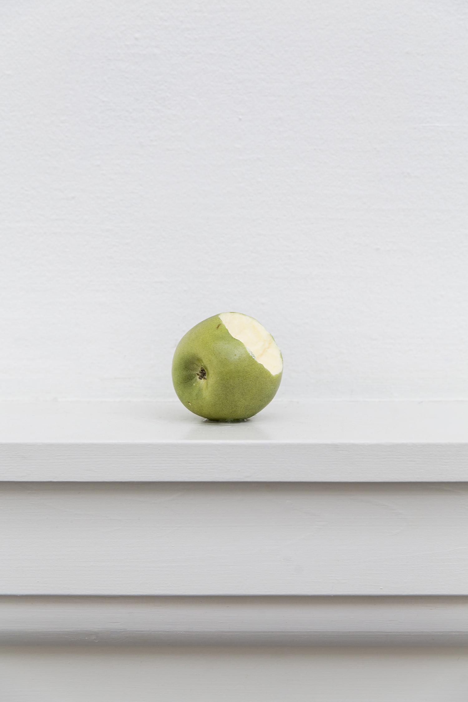 "Peter Land ""Apple,"" 2015."