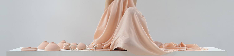 """Sophia Kalkau """"Entwined (Bakers Daughter),"""" 2011."""