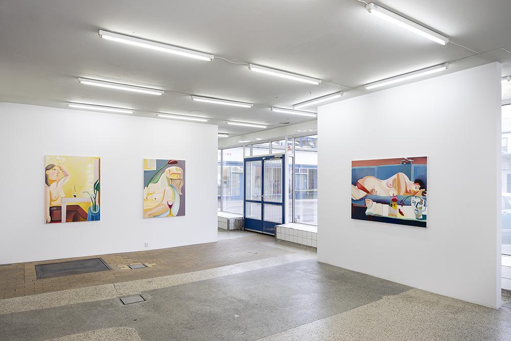 Danielle Orchard, Installation view. Photo by Jan Søndergaard.