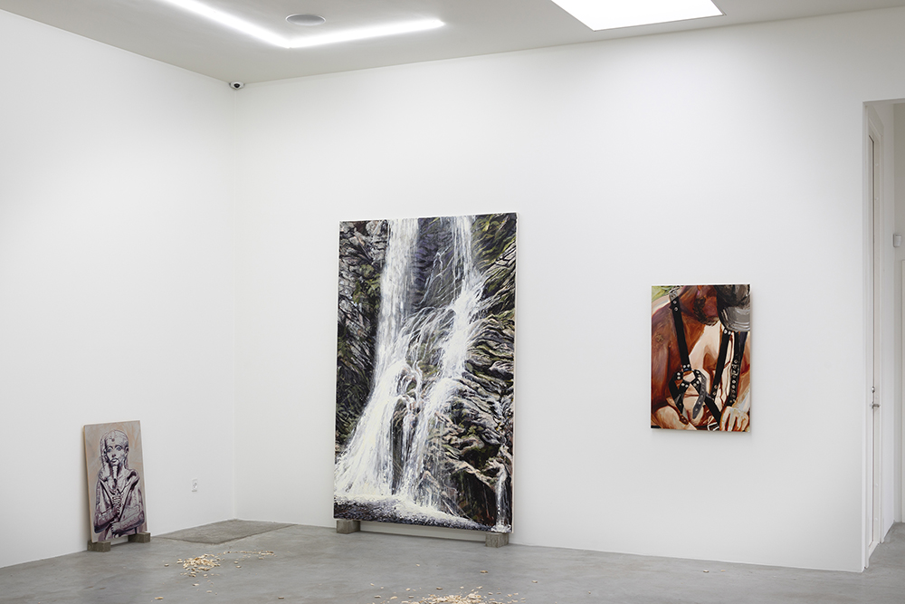 Sara-Vide Ericson, Installation view. Photo by Jan Søndergaard.
