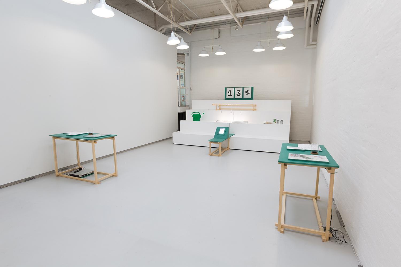 "Pengespekulation ""Pengefiktioner,� 2019. Foto: Jonas Søgaard Lauridsen."