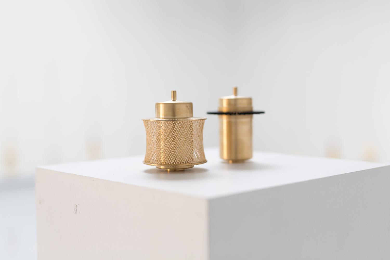 """Kasper Kjeldgaard """"Det besjælede objekt,� 2019. Foto: Jonas Søgaard Lauridsen."""