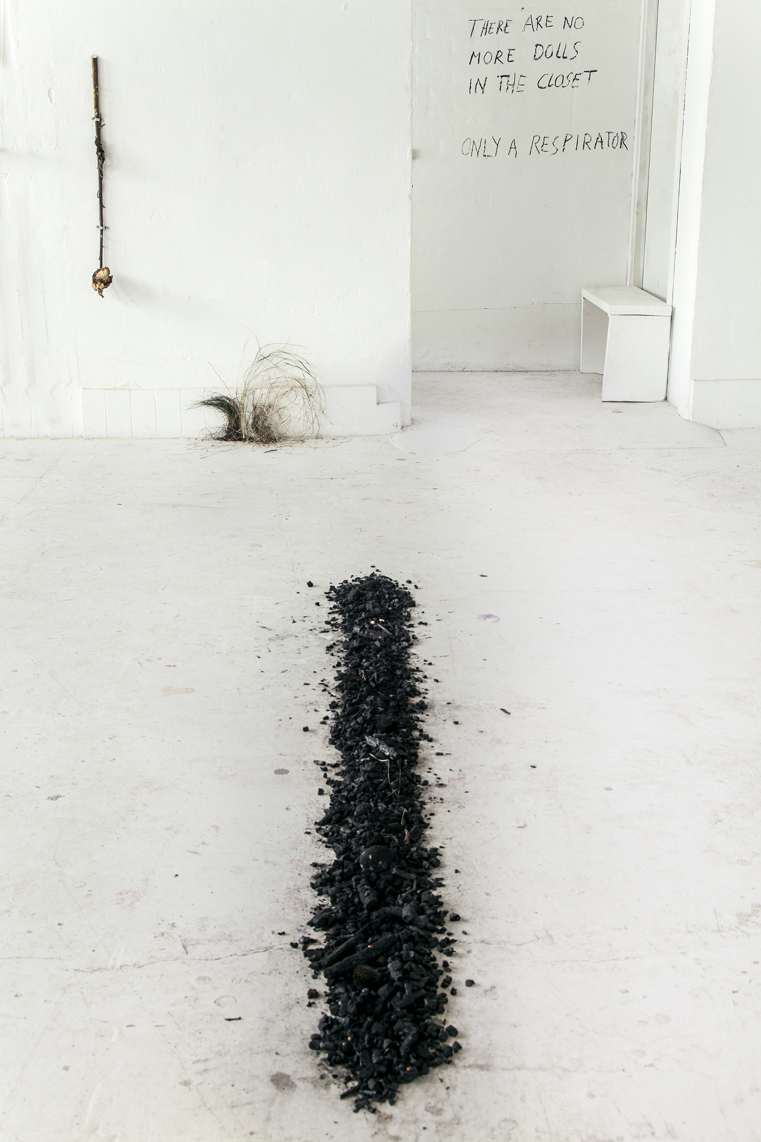Signe Vad, Installation view.