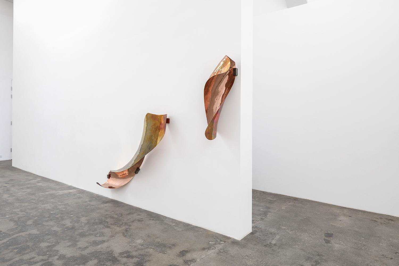 "Marie Lund ""The Thirst� at Galleri Nicolai Wallner, 2019. Courtesy of Galleri Nicolai Wallner and Marie Lund. Photo: Anders Sune Berg."