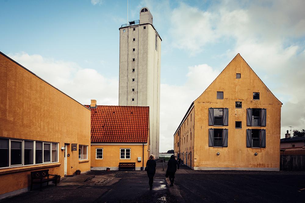 SMK Thy, Doverodde Købmandsgård. PR foto.