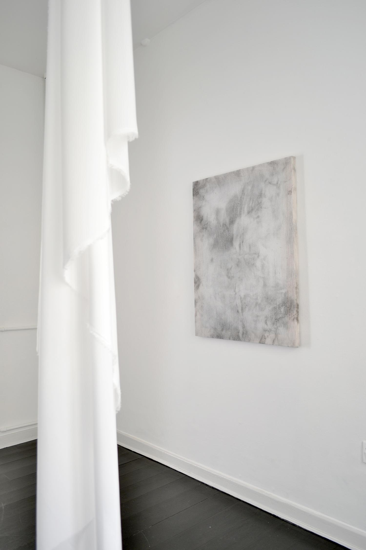 "Alessandro Moroder ""Honey"" (installation view)."
