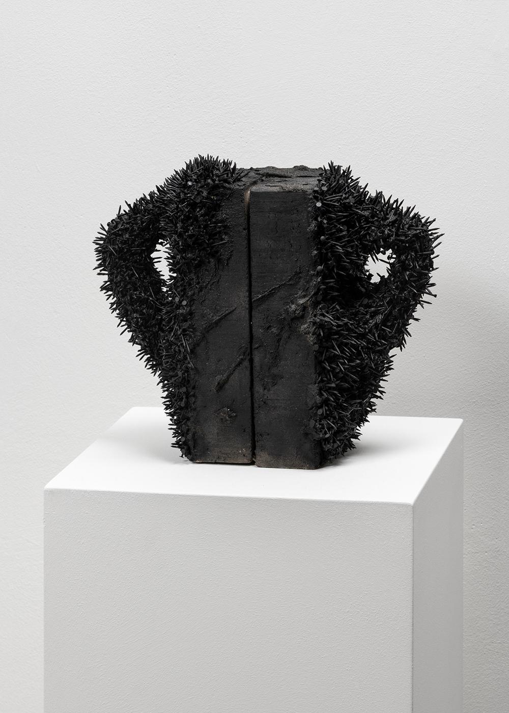 Valerie Collart, Amphorae. Photo: David Stjernholm.
