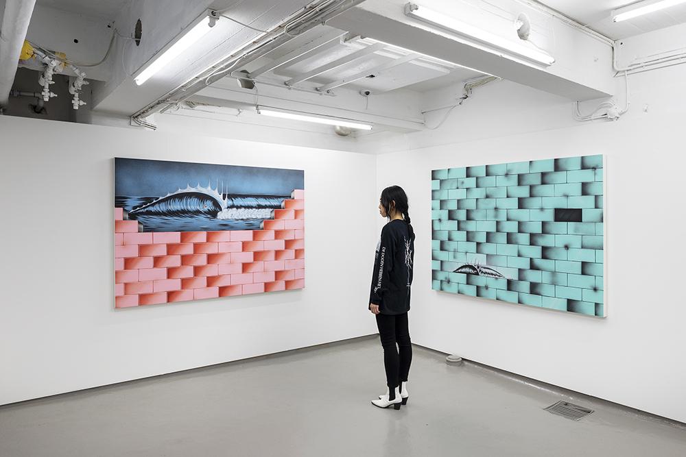 Alexis Ross, Part Time Lover. V1 Gallery, 2019. Photo by Jan Søndergaard.