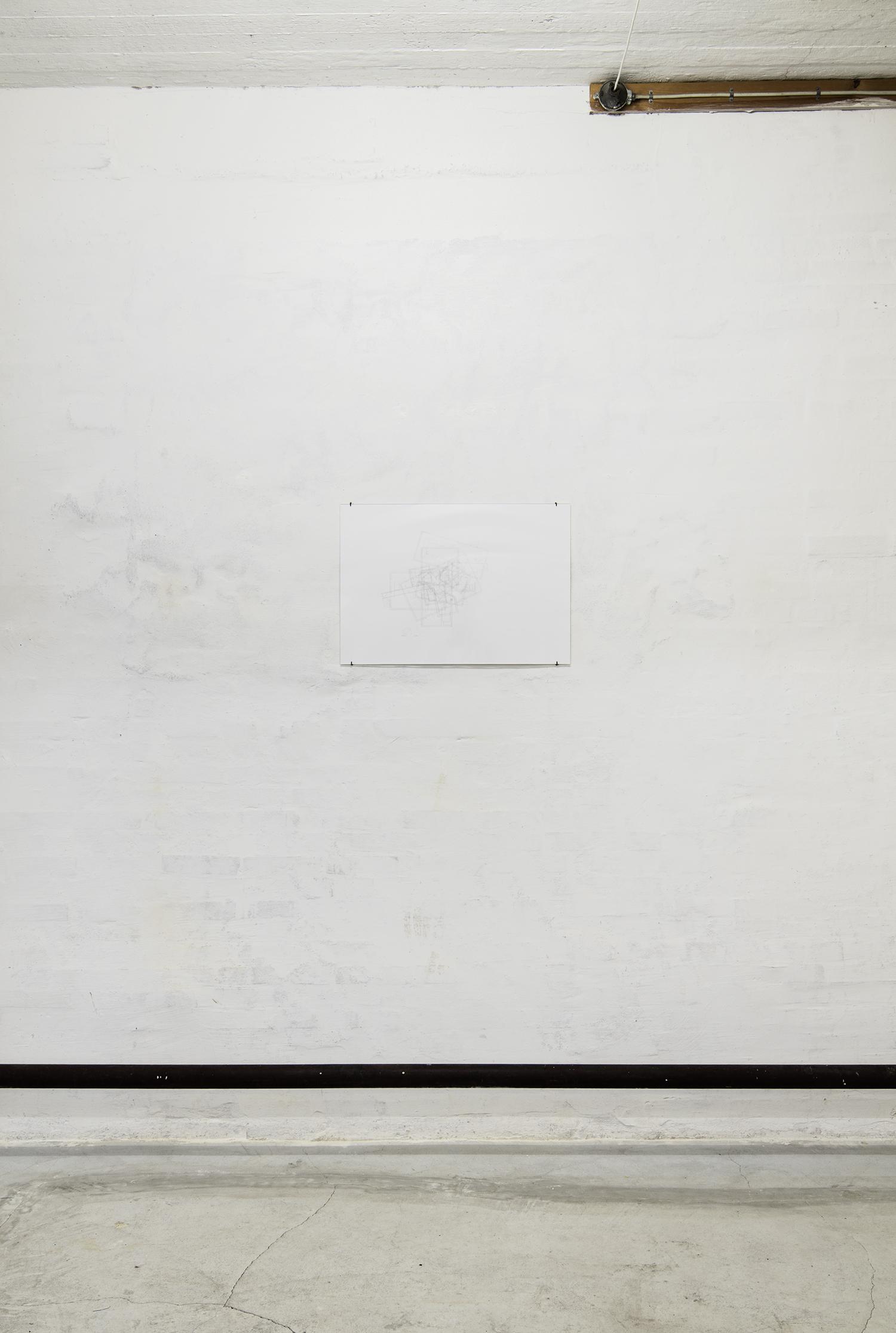 """Thomas Bo Østergaard """"Rum relateret til traumer."""" Foto: I DO ART Agency."""