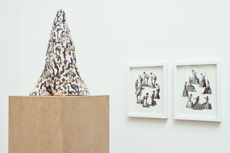 Peter Larsen, Uden titel, 2013. Foto: I DO ART Agency.
