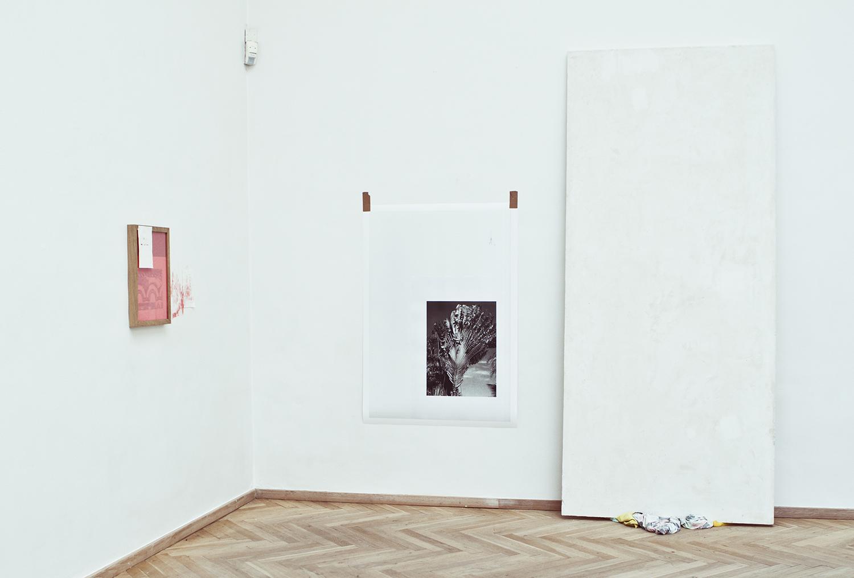 """Mette Nisgaard Larsen, """"Højt elskede behage hjælp mig"""" / """"Monsieur YAYA"""", 2013. Foto: I DO ART Agency."""