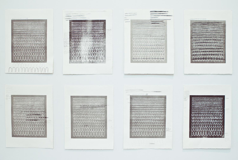 """Ester Fleckner, """"Clit-dick register"""", 2013. Foto: I DO ART Agency."""