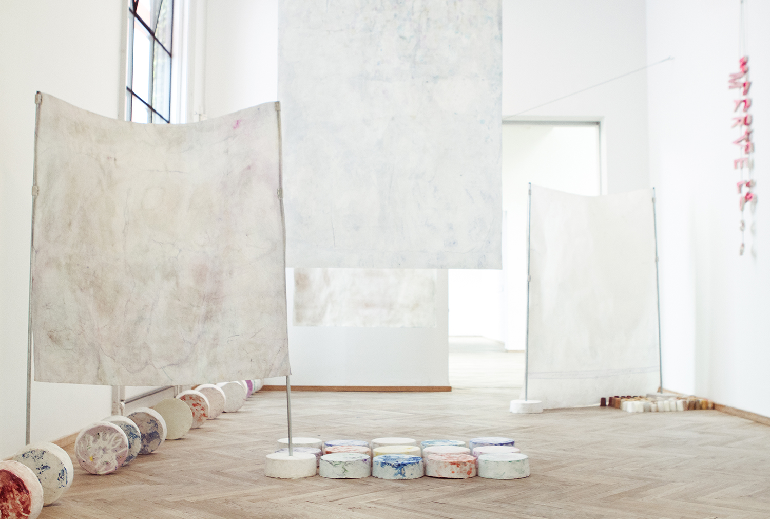 "Johanne Skovbo Lasgaard, ""Marble is Marvelous"", 2013. Foto: I DO ART Agency."