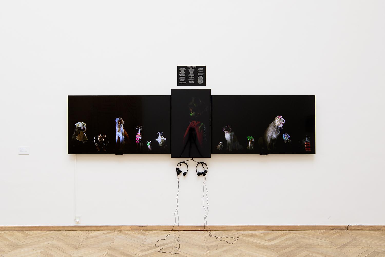 Kim Richard Adler Mejdahl, Puppymaster. Foto © I DO ART Agency.