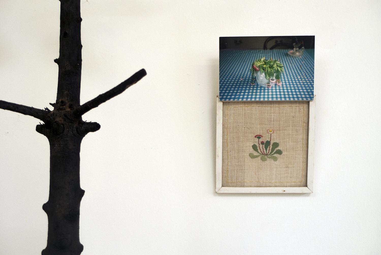 Anne Dyhr, Til en lejlighed / Remains, 2019.