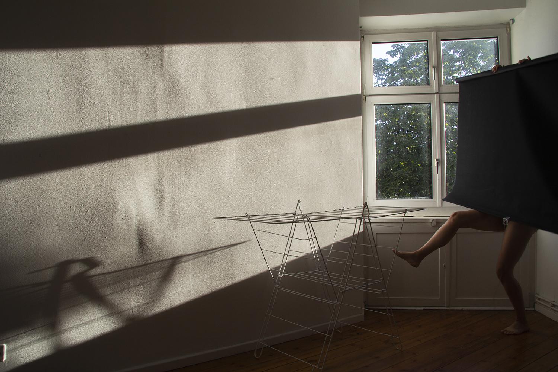 Anne Dyhr, Til en lejlighed / Settlement, 2018.