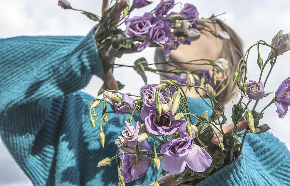 Freja Støttrup, Smuldrende Lavendel.