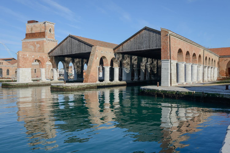 Gaggiandre. Photo: Andrea Avezzù, courtesy of La Biennale di Venezia.