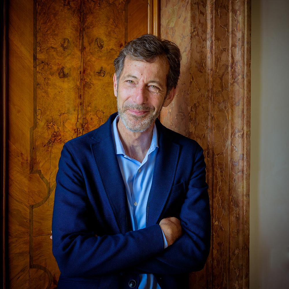 Ralph Rugoff. Photo: Andrea Avezzù, courtesy of La Biennale di Venezia.