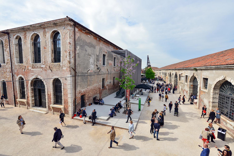 Arsenale. Photo: Andrea Avezzù, courtesy La Biennale di Venezia.