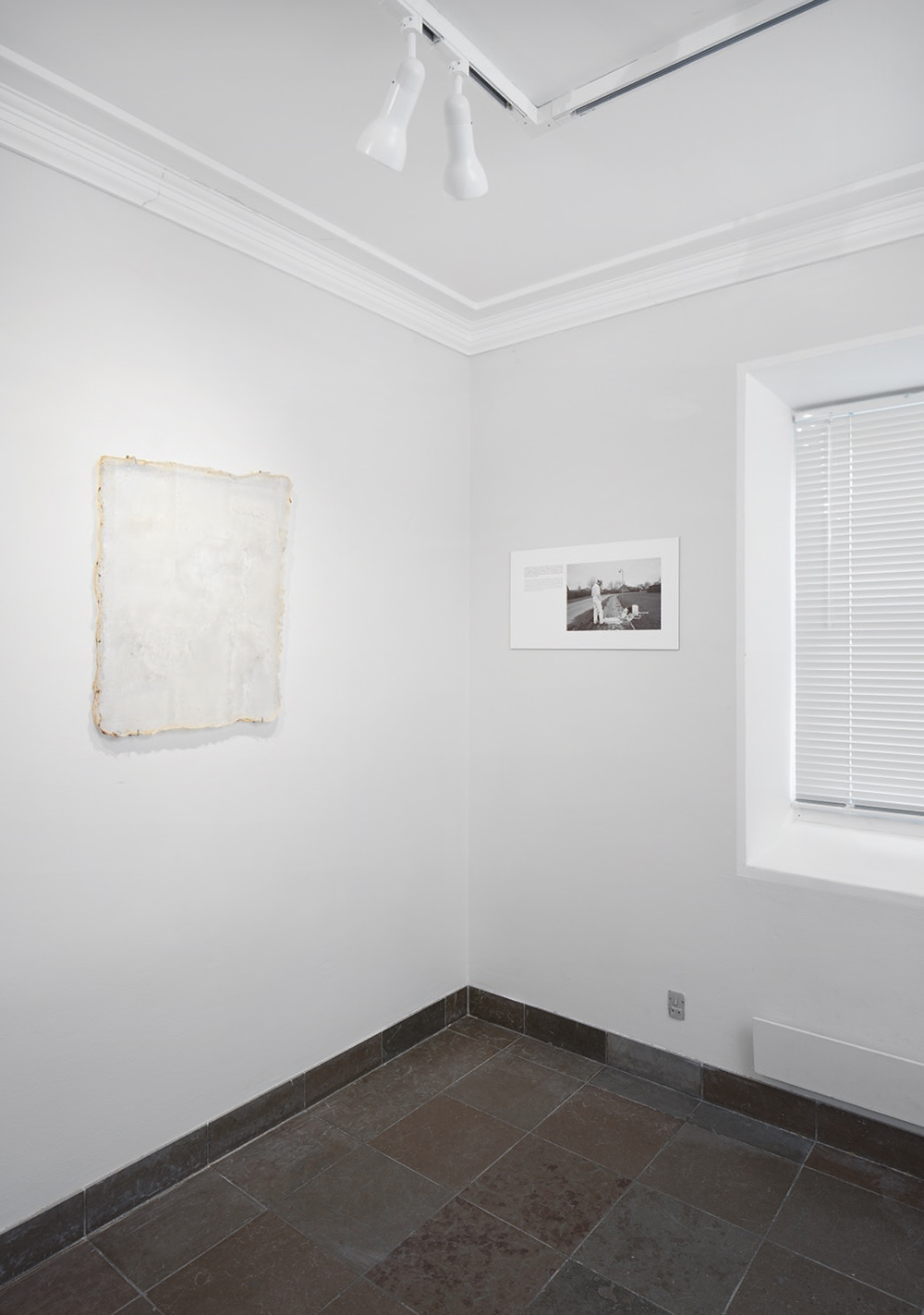 Morten K Jacobsen. NIVÃ…. Installationsview 2019.