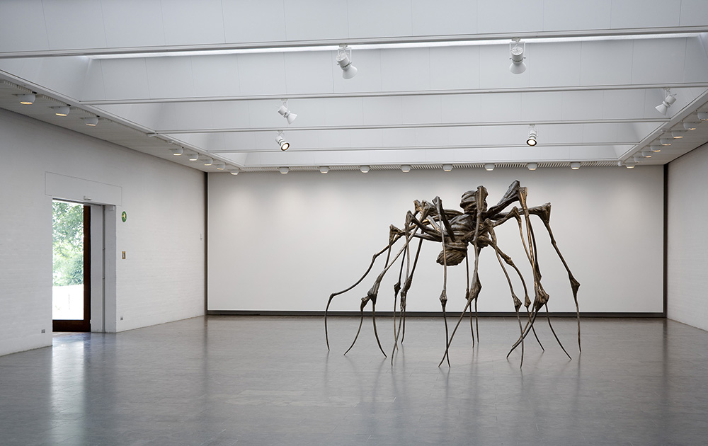 Louise Bourgeois, Spider Couple © The Easton Foundation VISDA.