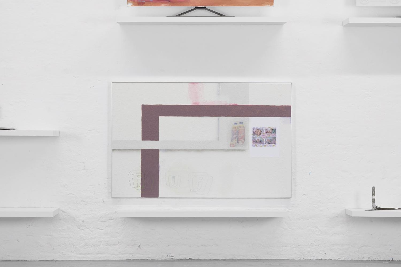 "Torben Ribe ""Uden titel (Emily Ann),� 2019. Foto: Morten K Jacobsen."