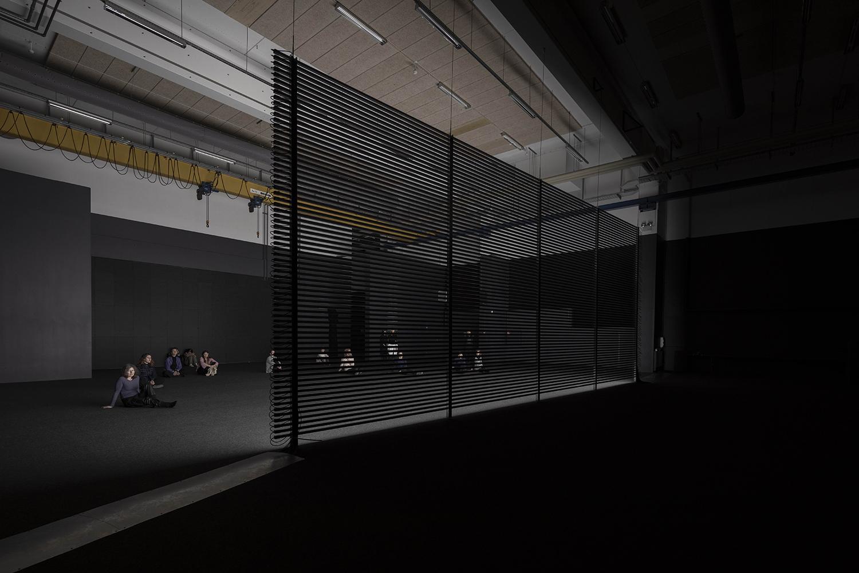Marianna Simnett, Faint with Light (2016). Copenhagen Contemporary. Foto: Anders Sune Berg.