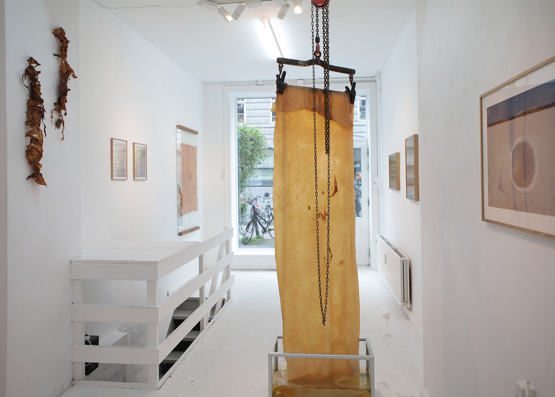 "Studio ThinkingHand ""FUGUE� (Exhibition View). Photo: Emily Petersen."