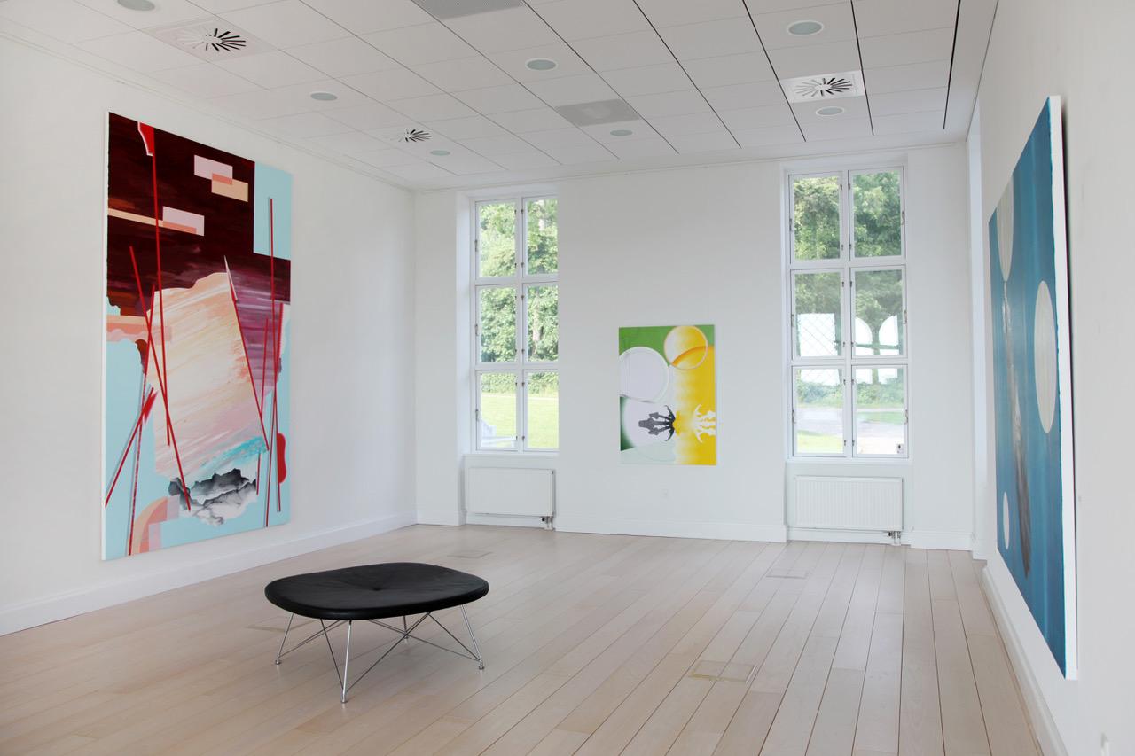 Lisbeth Eugenie Christensen (installation view).