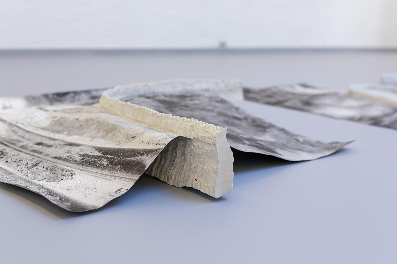 """Marianne Skaarup Jakobsen """"Inscriptions onto Entropy.�  Foto: Jonas Søgaard Lauridsen."""
