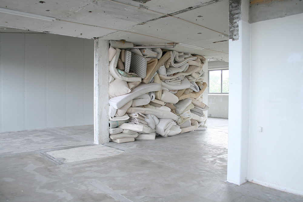 Charlotte Thrane, Store Krop. KH7 Artspace. Foto: Charlotte Thrane.