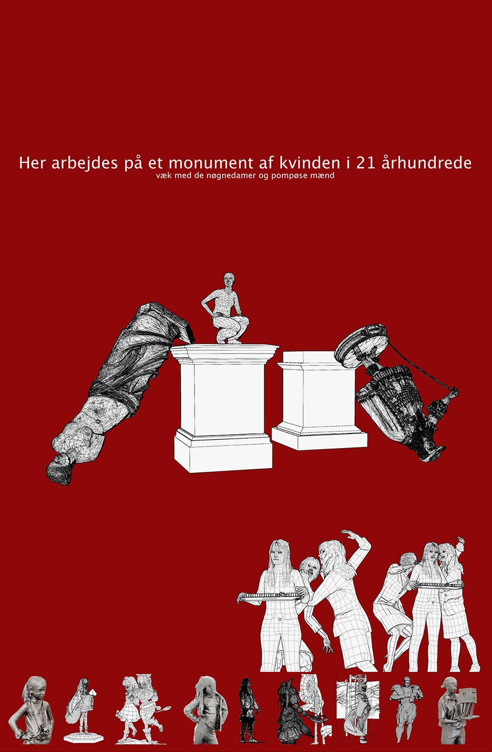 kvinde monument