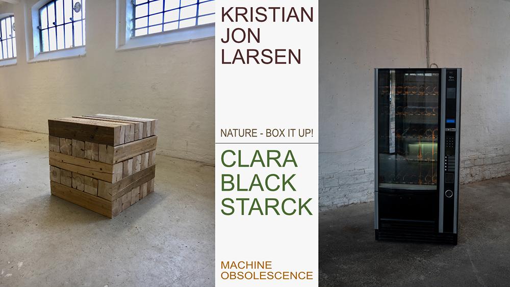 Kristian Jon Larsen Clara Black Starck