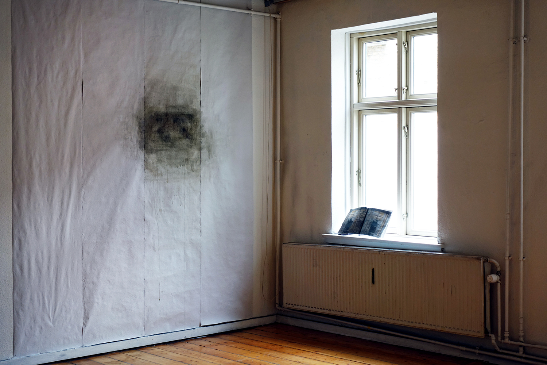 """Sara Arenfeldt """"Uden titel.� Foto: Rikke Ehlers Nilsson."""